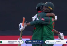 bangladesh won by 5 wickets