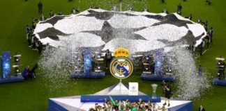 Real Madrid UEFA Champions League Final