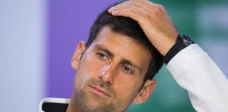 Djokovic to miss the rest of the season with elbow injur 2017