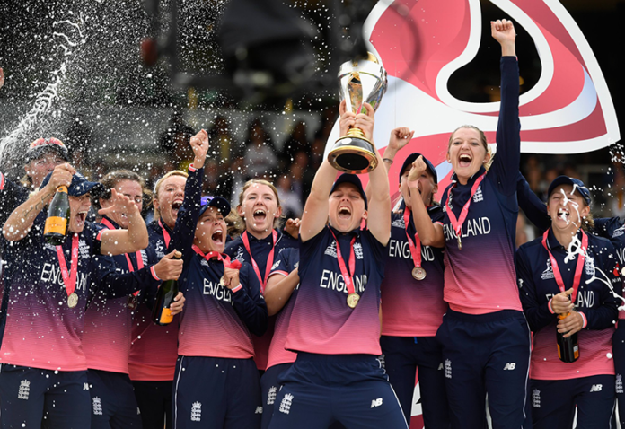 England-womens-won-world-cup-title