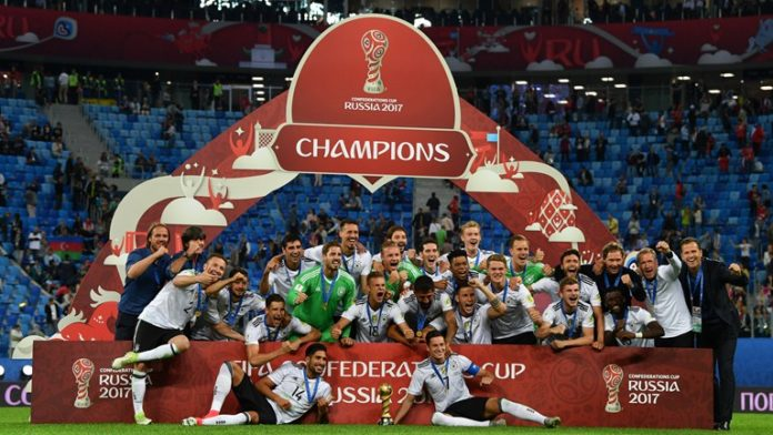 German win confed cup
