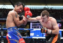 Boxing - Manny Pacquiao v Jeff Horn - WBO World Welterweight Title