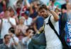 Tennis - Wimbledon - London:Stan Wawrinka lost in the first round