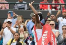 Venus booked a second-round