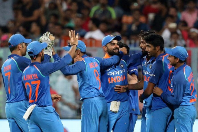 India won 3rd odi against Australia