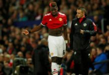 paul pogba hamstring injury