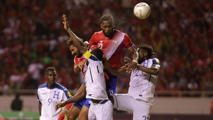 Costa Rica qualify for World Cup