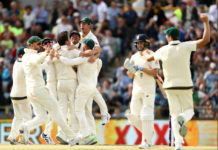 ashes 3rd test Australia winning moment