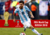 FIFA World Cup Russia: Argentina Matches