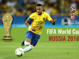 FIFA World Cup Russia: Brazil Matches