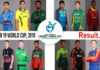 icc under 19 cricket results