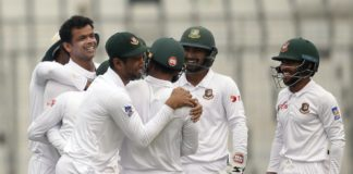 Bangladesh vs Sri lanka 2nd test