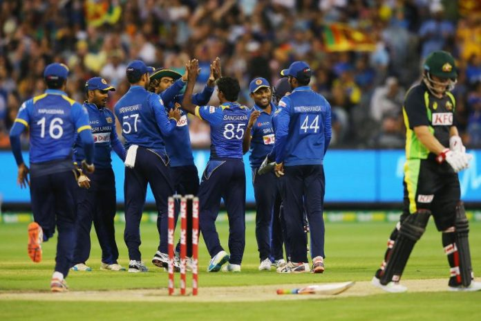 Sri Lanka win series over Australia
