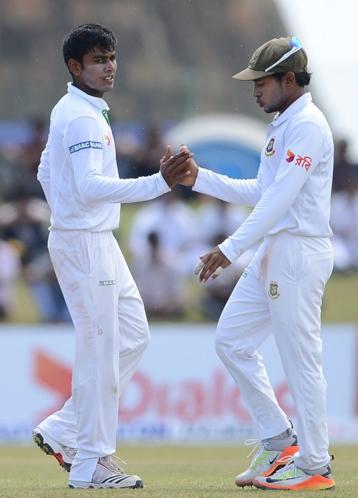 Bangladesh v Sri lanka first test