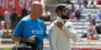 Injured Kohli out of final test against Australia