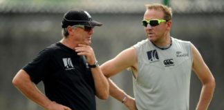 South afica paceman Allan Donald