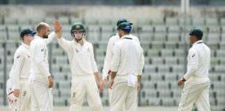 Bangladesh vs Australia test series
