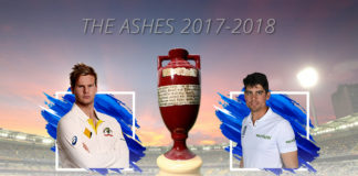 1st test ashes