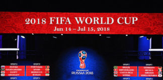 2018 FIFA World Cup Russia™ Fixtures