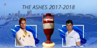 Ashes series 2nd Test results