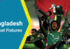 bangladesh cricket fixtures
