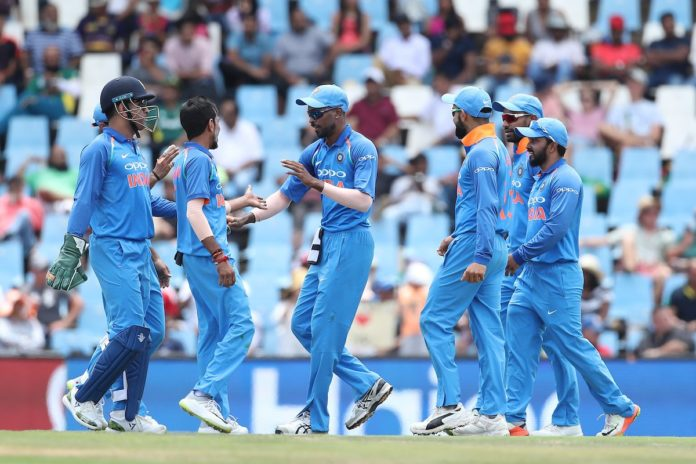 Team india won 2nd odi vs South africa