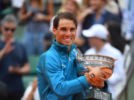 Nadal beat Thiem to secure 11th French open title
