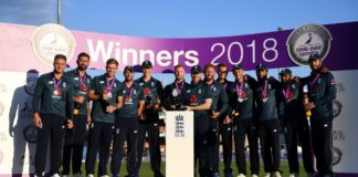 England win odi series against india