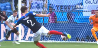 France's-Benjamin-Pavard-wonder-strike-world-cup