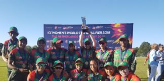bangladesh women cricket champion