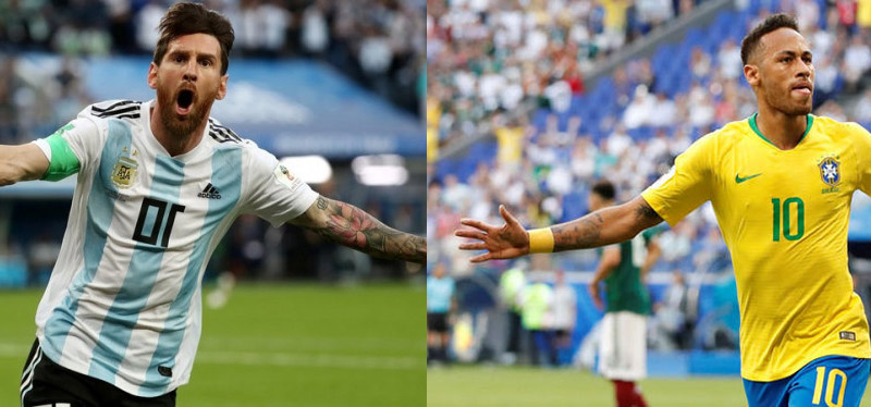 Image result for pictures of Brazil vs Argentina